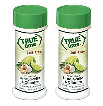 True Lime Garlic & Cilantro Seasoning (2 pack).
