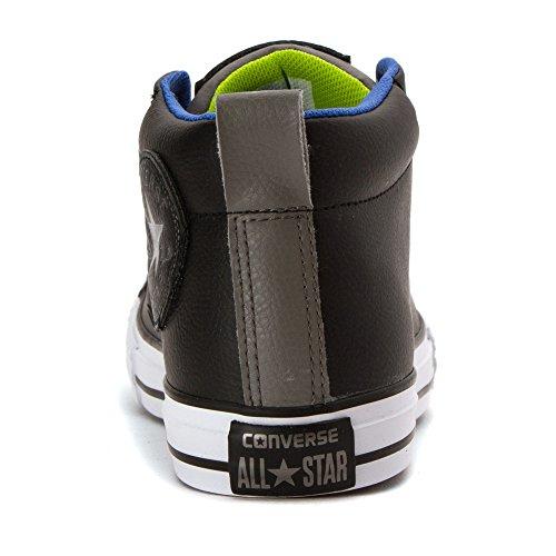 Converse Chuck Taylor All Star Street Mid - Zapatillas para niños Black