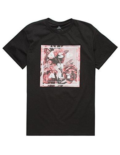ASPHALT YACHT CLUB Elegant Prism T-Shirt, Black, Small