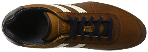 Marron Runn BOSS Brown Sneakers Homme Basses Medium 10201494 01 Adrenal pp1 87wUZqB47