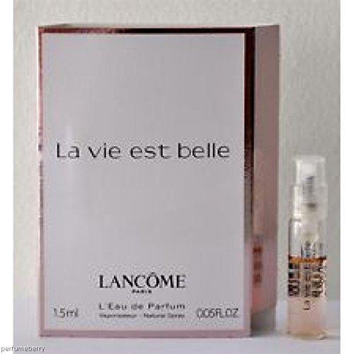 La Vie Est Belle L'eau De Parfum Vial 1.5ml/0.05oz by la vie (0.05 Ounce Parfum)