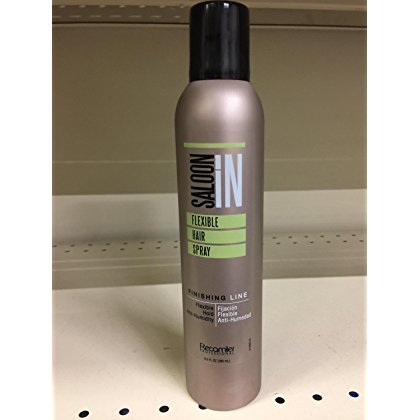 Saloon In Flexible Hairspray 9.5 oz