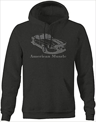 Stealth 4XL American Muscle 1960s Ford Mustang Shelby Cobra Sweatshirt