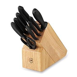 Victorinox Swiss Army Classic 10-Piece Cutlery Block Set (B005LRYTA4) | Amazon Products