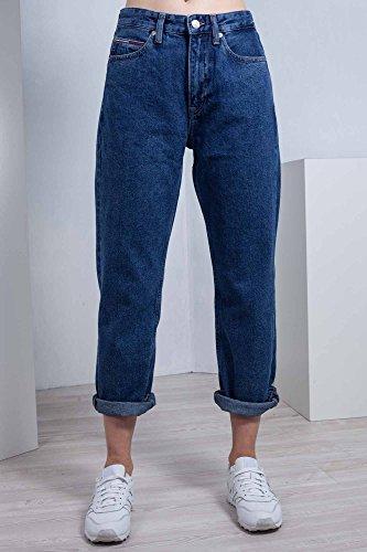 A Dritti Jeans Donna Alta Tommy 29 Vita 1990 Taglia Classics 4EqtB6n