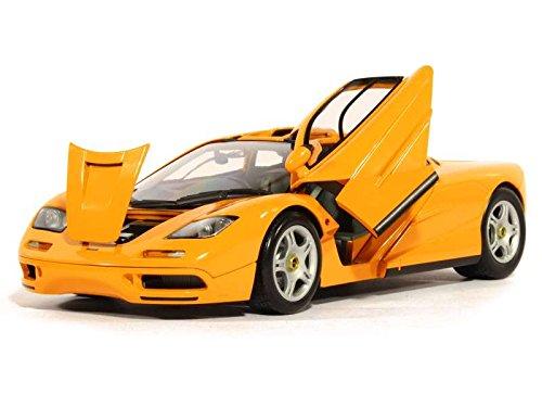 PMA 1/18 マクラーレン F1 ロードカー 1993 オレンジ 完成品 B00XNLT9HI