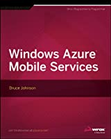 Windows Azure Mobile Services Front Cover