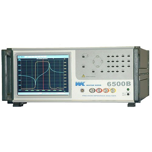 Impedance Analyzer (Wayne Kerr 65120B/D1 120 MHz Precision Impedance Analyzer with DC Bias)