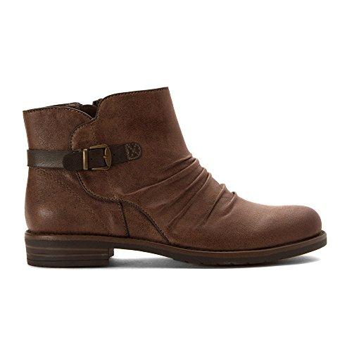 BareTraps Womens BT Callahan Boot Mushroom LHWlBkH7t