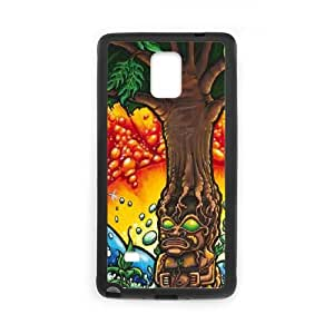 Tree of Life Samsung Galaxy Note 4 Cell Phone Case Black phone component RT_154145