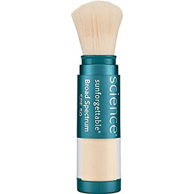 Colorescience Sunforgettable Mineral SPF 50 Sunscreen Brush