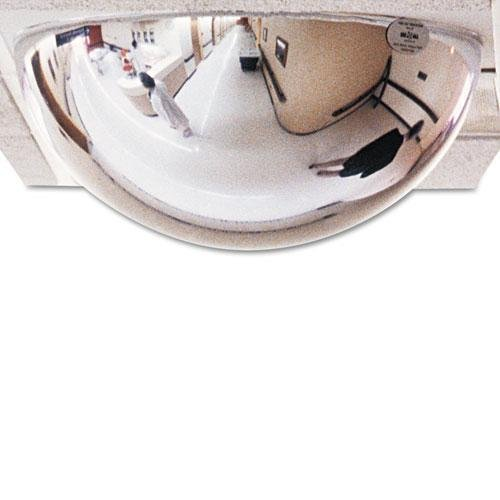 See All PVTBAR2X2 T-Bar Dome Security Mirror, 24'' dia.