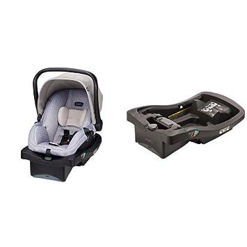 Amazon Com Evenflo Litemax 35 Infant Car Seat Riverstone With
