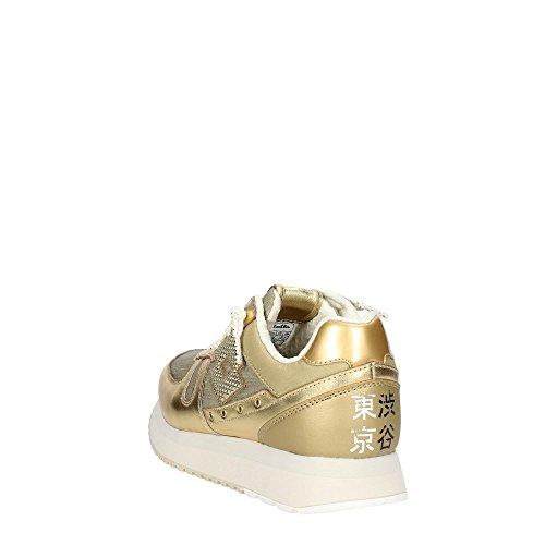 Lotto Leggenda S8908 Sneakers Damen Gold