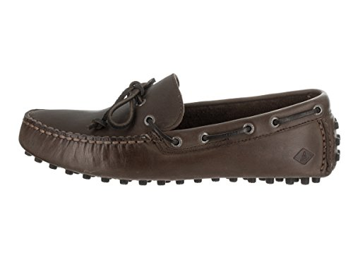 Brown Dark Sider Shoe Sperry Loafers Hamilton Driver amp; Men's Slip Top Ons v5w5qUP