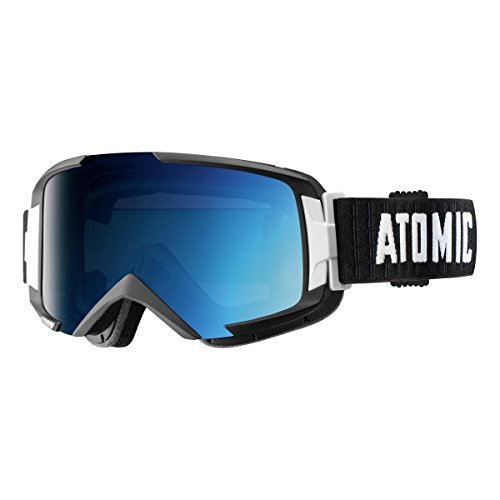 Atomic 2016/17 Savor OTG ML Ski Goggles - AN51053 (Black/Mid Blue)