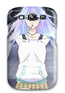 Tpu Case Cover Compatible For Galaxy S3/ Hot Case/ Rosario To Vampire