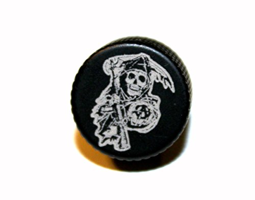 Soa Style Reaper Logo Limited Edition Harley Davidson Motorcycle Seat Bolt