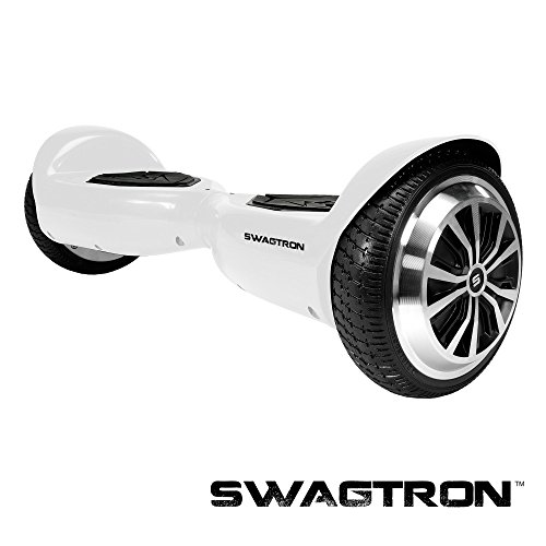 Swagtron 80668-5 T5 Entry Level Hoverboard for Kids and...