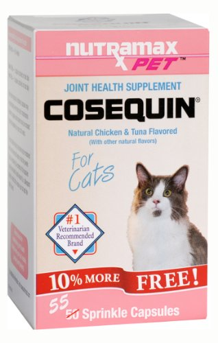 Cosequin Cat Joint Health Supplement, Pack of 50, My Pet Supplies