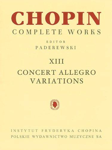 Concert Allegro - 2