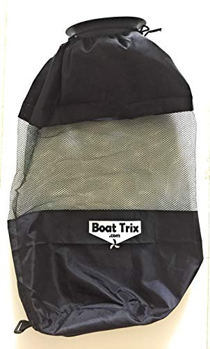 Boat Trash Bag - Large Hoop Mesh Trash Bag for Your Boat