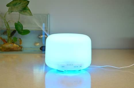Home Appliances Household Appliances Loyal Air Humidifier Air Aroma Humidifier With Changing 7 Color Led Lights Electric Aromatherapy Essential Oil Air Diffuser 100ml