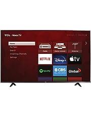 "TCL 50"" Class 4-Series 4K UHD HDR Smart Roku TV - 50S435"