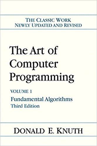 The Art Of Computer Programming Ebook