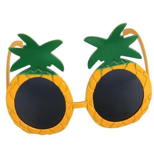 TOMOUNT Pineapple Sunglasses Hawaiian Summer product image