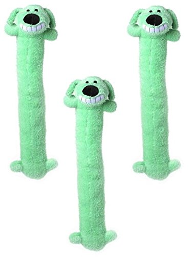 Multipet 24″ Jumbo Loofa Dog Toy (Pack of 3)