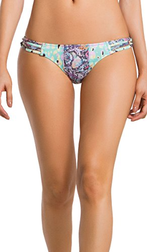 Agua Bendita Swimwear Bendito BOA Bikini Bottom Colombian Swimsuit Multi S