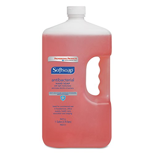 softsoap-01903ct-antibacterial-hand-soap-crisp-clean-pink-1gal-bottle-case-of-4