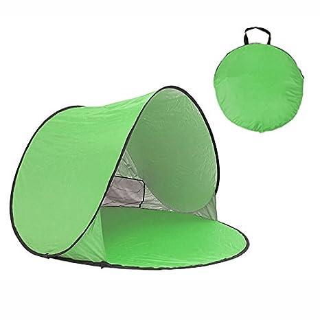 Starall Portable Outdoor Automatic Pop Up Instant Tent Cabana Family Beach Anti UV UPF 50 Shelter