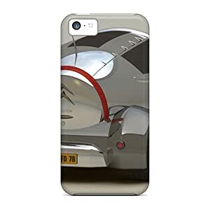New Arrival Case Specially Design For ipod touch4 (citroen 2cv Concept 2008)