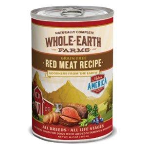 Buy merrick pet food whole earth red meat 12/12oz