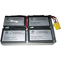 BTI SLA24-BTI Replacement Battery #24 for APC - UPS battery lead acid - for P/N: SU1400RM2U, SUA1500RM2U