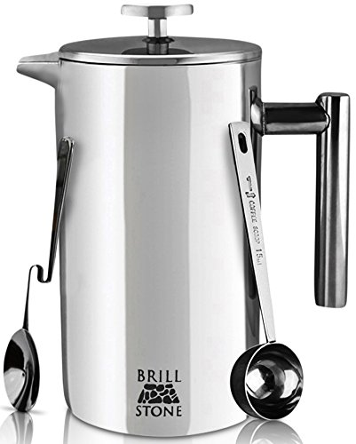 French Press Coffee & Tea Maker