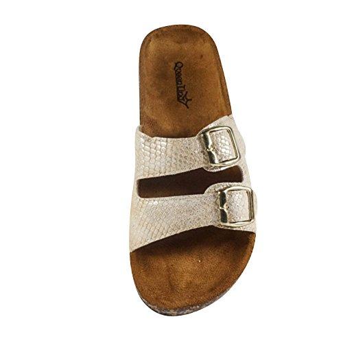Sandalen Damen Hausschuhe Clogs Slipper Apotheke Praxis Komfort Pantoletten Sandaletten PG681 (39, Rot) Schuhtraum