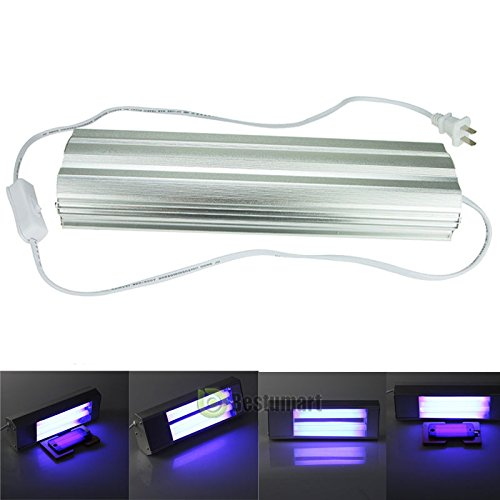 48W UV Ultraviolet Light LOCA Glue Curing Lamp For LCD Touch Screen Repair 110V (Units Glass 48)