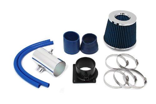 98 99 00 01 02 Mercury Cougar, Mystique 2.5L V6 Short Ram Intake Blue (Included Air Filter) #SR-FD-3B