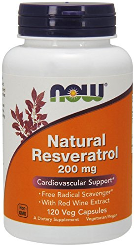 NOW Foods - Natural Resveratrol