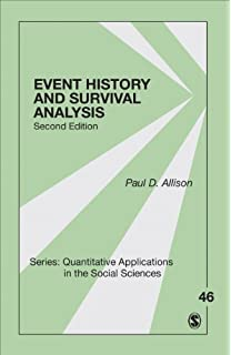 Event History and Survival Analysis