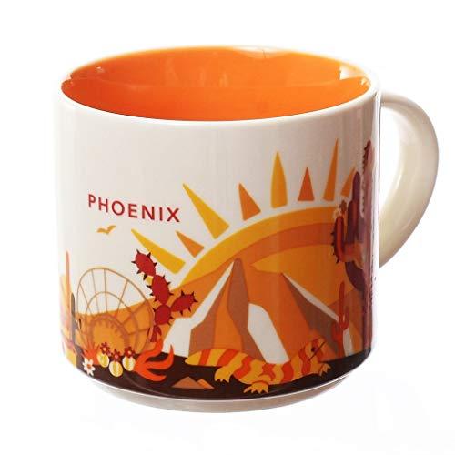 Starbucks Phoenix You Are Here Collection Mug (011024664) ()