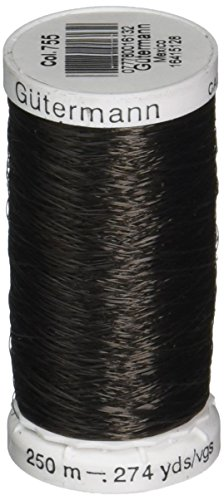Gutermann Invisible Thread 274yd, Smoke