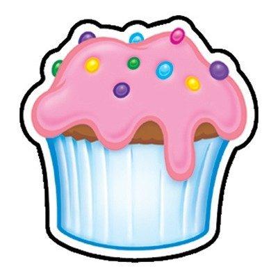 Cupcake Mini Accents by Trend Enterprises Inc
