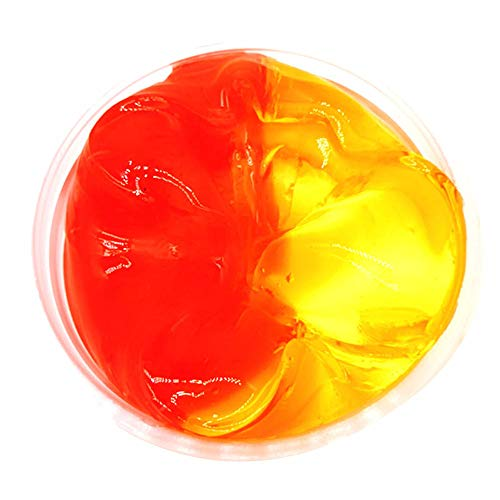 Theshy Beautiful Color Mixing Cloud Slime Putty Scented Stress Kids Clay Toy Squishy Fun Collection for Kids & Adults
