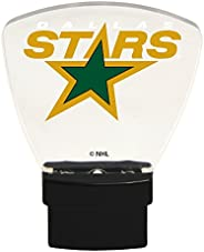 Authentic Street Signs NHL Officially Licensed-LED NIGHT LIGHT-Super Energy Efficient-Prime Power Saving 0.5 w
