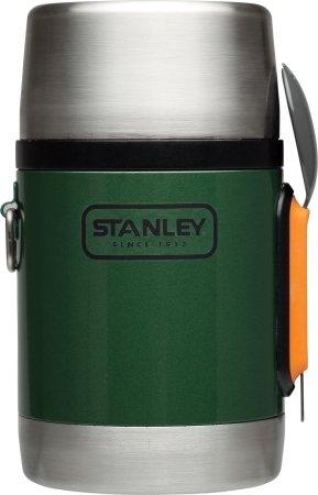 Stanley Adventure Vacuum Food Jar 18オンス B00PV4BEFA  ステンレススチール 18oz