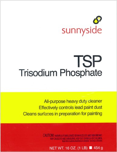 Sunnyside 64216 Tsp Tri Sodium Phosphate All Purpose Cleaner  1 Pound